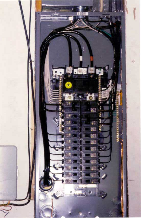 Wiring Diagram 200 Amp Panel : Homeline breaker box wiring diagram square d sub panel