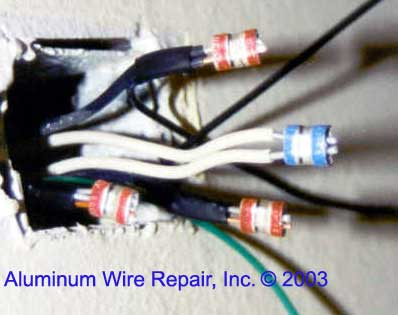 Aluminum Tubing Sizes >> COPALUM Crimp Method - Aluminum Wire Repair, Inc.