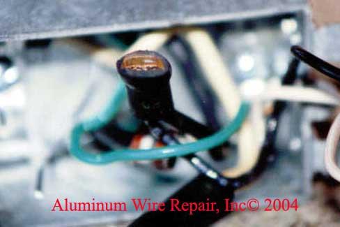 Aluminum Tubing Sizes >> COPALUM Crimp Method - Aluminum Wire Repair, Inc.