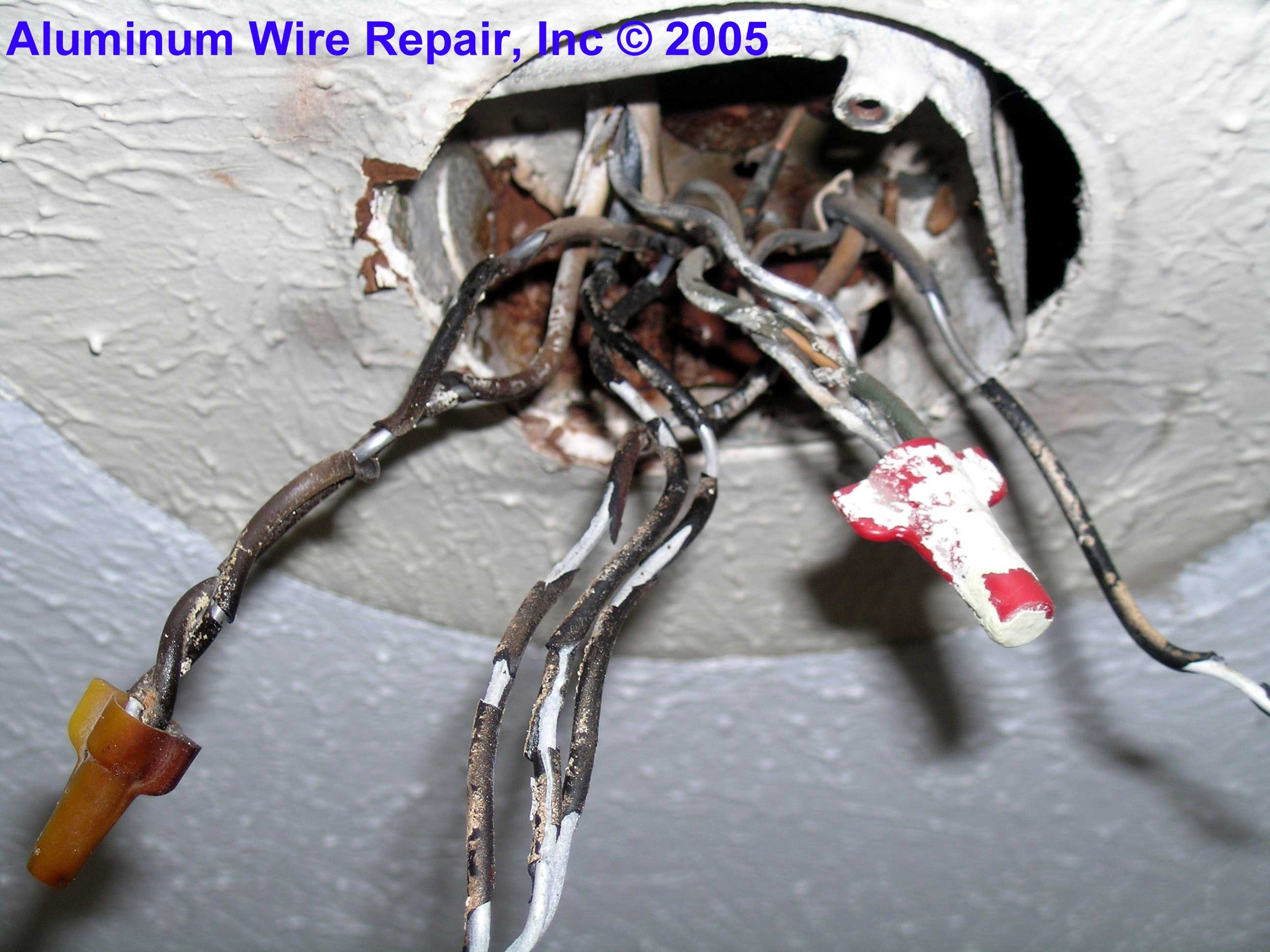 Old Aluminum Electrical Wiring - Find Wiring Diagram •
