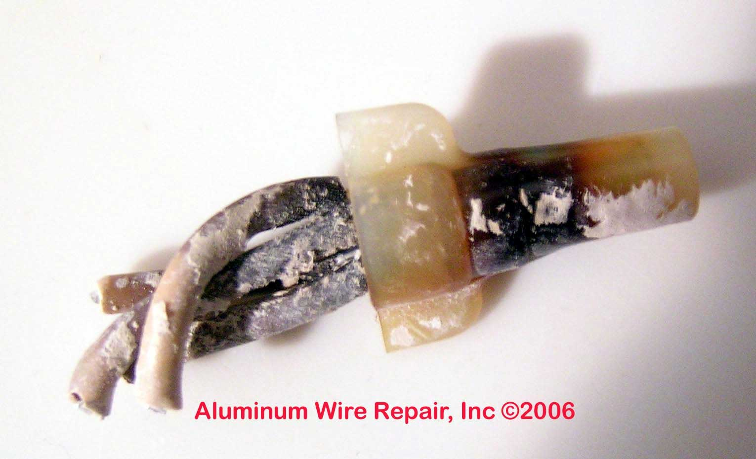 Burnt Wire Nuts Center 20022004 Ford F250 Curt T Connector Wiring Harness 55265 Examples Of Aluminum Repair Inc Rh Alwirerepair Com French Peanuts